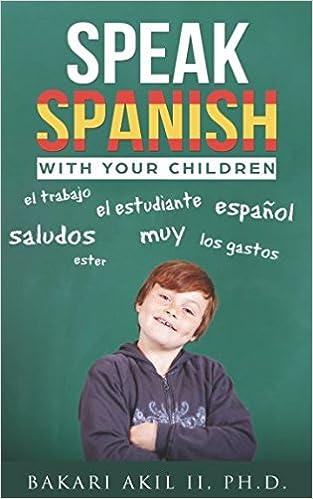 Speak Spanish: With Your Children Cover Art