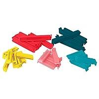 Paquete de clips de sellado de bolsas Ikea Preserve 30