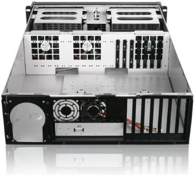 iStarUSA D-300LSE KIT IPC Case SE Blue 3U Ext