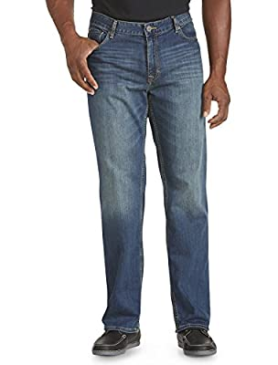 Calvin Klein Jeans Big and Tall Authentic Jeans