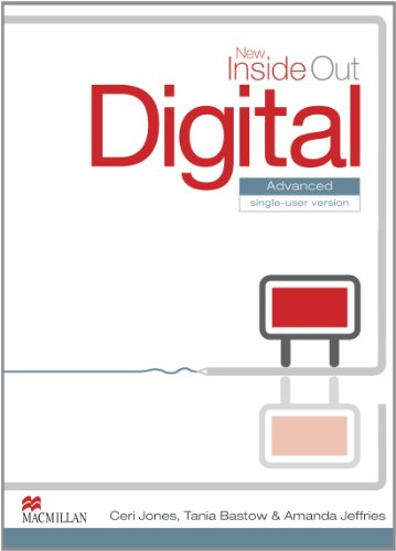 New Inside Out Advanced: Digital Single - Cd User New Single