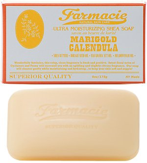 Bar Soap Marigold Calendula 6 oz by Farmacie Marigold Oil Bar Soaps