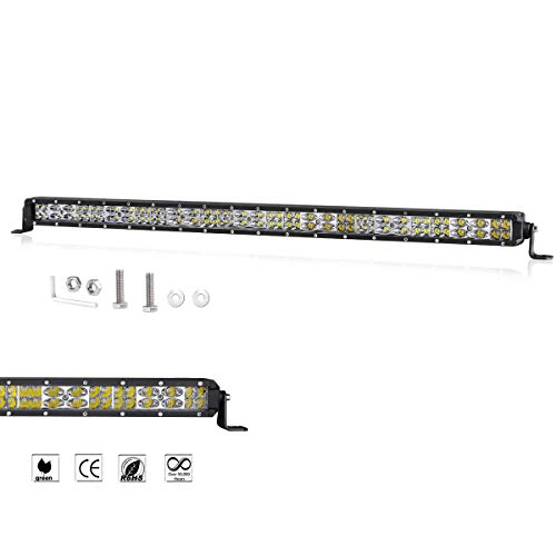led light bar 30 230w osram spot