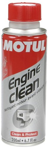 Motul Motorcycle Engine Cleaner 200ml 6.7 Ounce Bottle