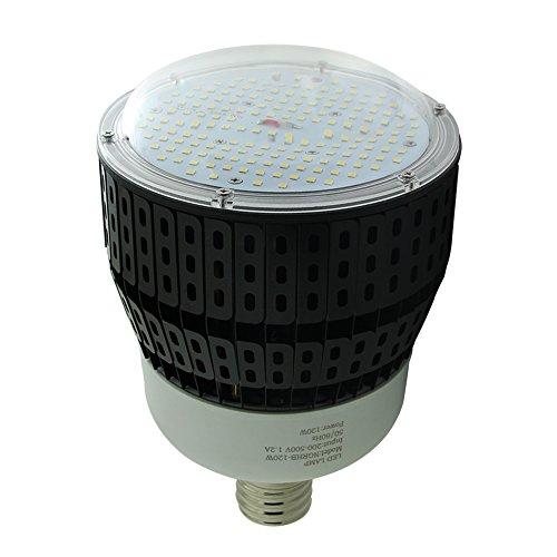400W Metal Halide HPS Replace LED 120W High Bay Retrofit Lights 480 Volt 347V 5000K Crystal White Warehouse Garage Light AC277-500V ()
