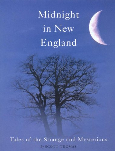 Midnight in New England: Strange and Mysterious Tales]()
