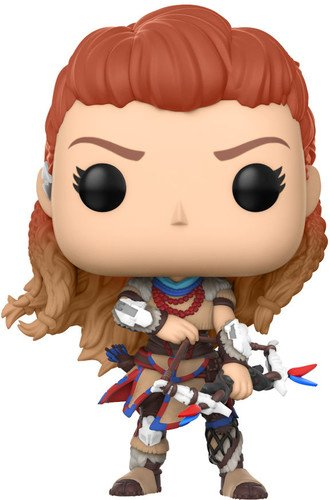 Funko Pop Games: Horizon Zero Dawn-Aloy Collectible Vinyl Figure by Funko