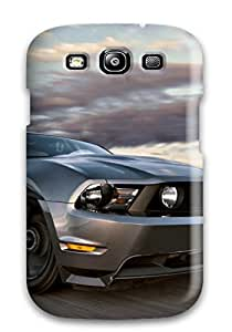 Galaxy S3 Ford Print High Quality Tpu Gel Frame Case Cover
