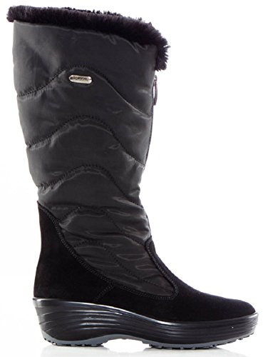 Boot,Black Crosta,38 EU ()