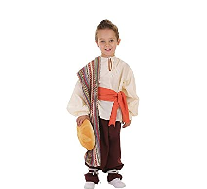 Creaciones Llopis Disfraz de Panadero Medieval para niño ...