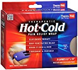 ThermiPaq Therapeutic Hot-Cold Pain Relief Wrap X-Large, Pack of 6