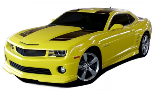 - MoProAuto Pro Design Series BUMBLE BEE 2 : Chevy Camaro Transformers Edition Style Vinyl Graphic Rally Racing Stripes (Color-3M 03 Gold Metallic)