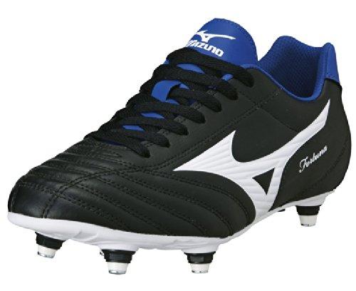 online store 873c9 6c989 Rugby Mizuno Fortuna nbsp 4 Pour 41 bleu De blanc Noir Bottes nbsp si Homme  qfx6qRn