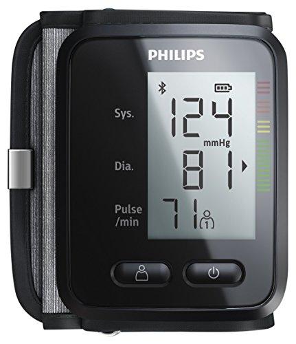 Philips Smart Schwarz dl8765/15Handgelenk BPM mit Bluetooth