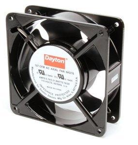 Dayton 6KD76 Fan, Axial, 107 CFM, 115v