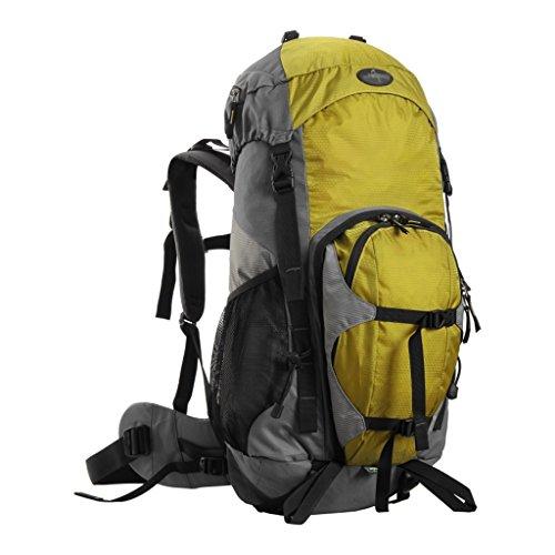 AMOS Mountaineering bolsa 40l al aire libre mochila hombro hombres y mujeres bolsa de viaje de gran capacidad de viaje mochila