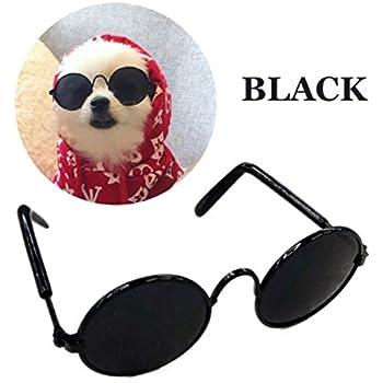 fc87935170c Stock Show Funny Cute Dog Cat Retro Fashion Sunglasses Mosaic Glasses  Transparent Eye-wear Protection Puppy Cat Teacher Bachelor Cosplay Glasses  Pet Photos ...