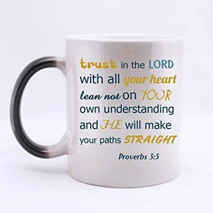 Amazon.com | New Year Gifts Church Gifts Christian Gifts Proverbs 3 ...