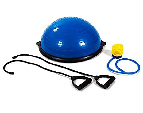 FIT-FORCE Bola de Equilibrio para Entrenamiento, Pilates y Yoga ...