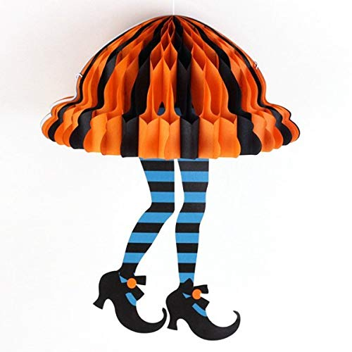 VT BigHome Assorted Whimsical Halloween Wicked Witch Legs
