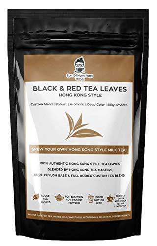 PREMIUM Hong Kong Style Milk Tea Leaves - 100% Authentic - CLASSIC BLEND (1lb/16oz)
