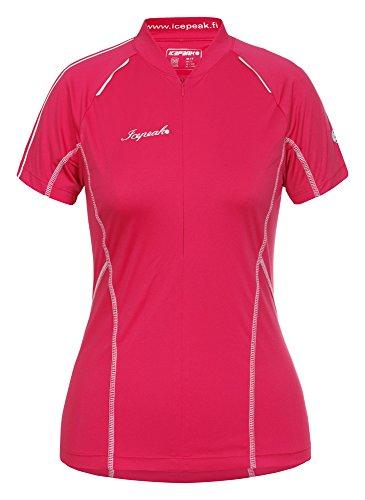 ICEPEAK–Camiseta de mujer fadia rosa - rosa