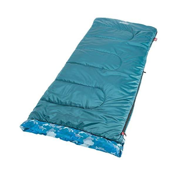 Coleman Plum Fun 45 Youth Sleeping Bag 5
