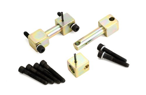 JKS 9604 Rear Bar Pin Eliminator Kit for Jeep TJ/XJ