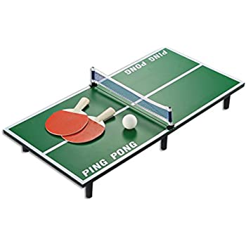 Delicieux WGW Mini Tabletop Table Tennis Game Sets Tennis Ball