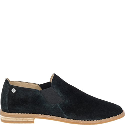(Hush Puppies Women's Analise Clever Flat, Black, 7.5 M US)