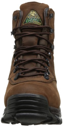 Rocky Men's Sport Utility Eight Inch M, Brown, 10.5 M US by Rocky (Image #4)