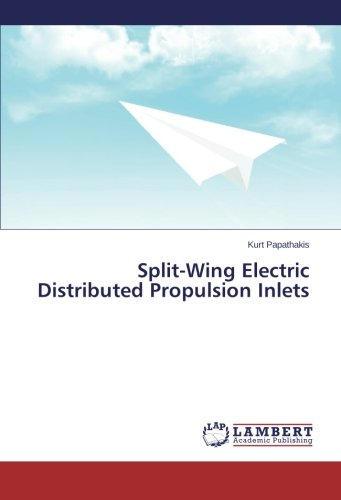 Split-Wing Electric Distributed Propulsion Inlets