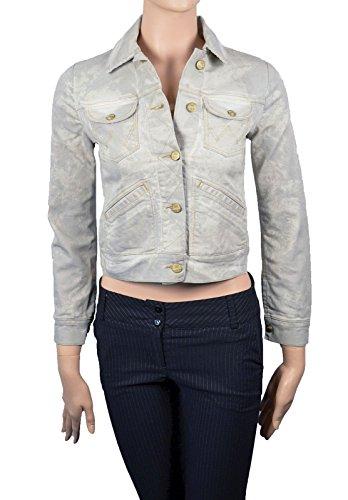 Wrangler Damen Jeans-Jacke W433VM33S Authentic Jacket, 2-Wahl