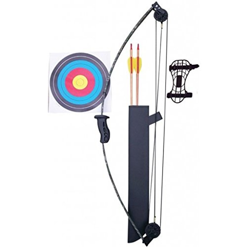 youth compound bow 10 pound draw - 5