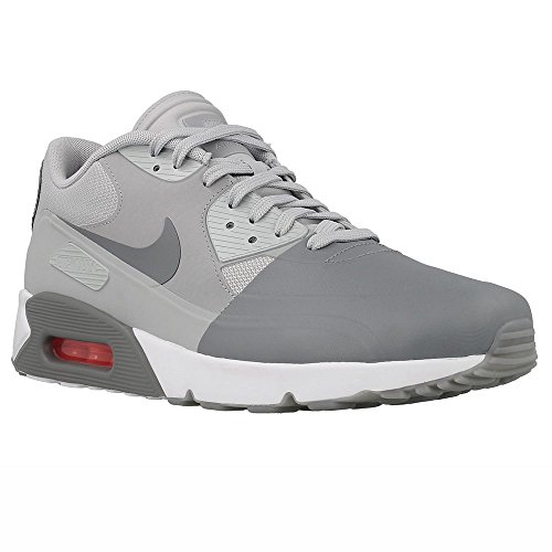 NIKE AIR MAX 90 ULTRA 2.0 SE mens fashion-sneakers 876005-001_10.5 - COOL GREY/COOL GREY-WOLF GREY-WHITE