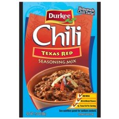 Durkee Texas Red Chili Season, 1.75oz (6pack) by Durkee