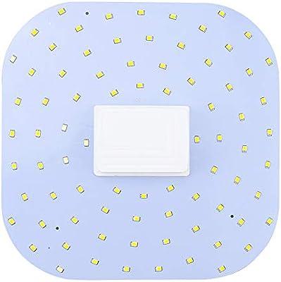 18w 2d 4pin Gr10q Led Light Bulb Cool White 6000k Square Lamp Replace 21w 28w Gr10q Cap Standard Dd Butterfly Cfl For Living Room Bathroom Restaurant No Ballast 1 Pack Amazon Co Uk Lighting