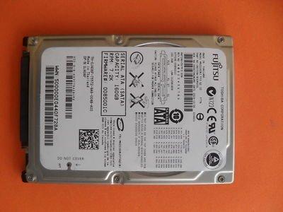 FUJITSU Mobile MHZ2160BJ - Hard Drive - 160 GB - SATA-300 (T24717) Category: External Hard Drives