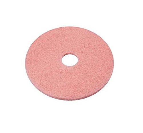e-line Floorpads 03.01.14.0010 aus Polyester, 254 mm Durchmesser, Rosa, 5 Stück