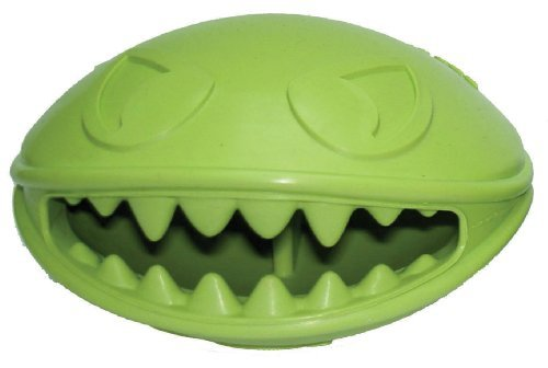 Jolly Pets Monster Mouth Dog Toy, 3 Inches by Jolly Pets (Monster Mouth)
