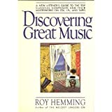 Discovering Great Music, Roy Hemming, 1557040273