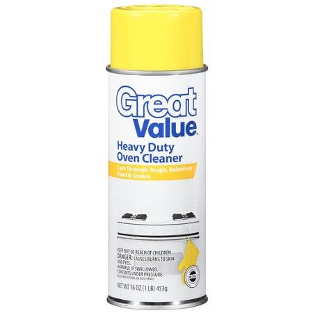 Great Value Heavy Duty Oven Cleaner, 16 Oz (1) by Great Value