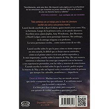Cartas De Amor A Los Muertos(B): Amazon.es: Dellaira: Libros