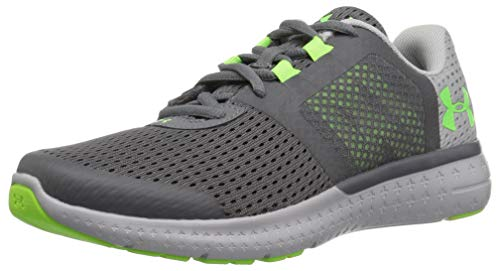outlet store f0d41 51324 Under Armour Men's Grade School Micro G Rave Athletic Shoe ...