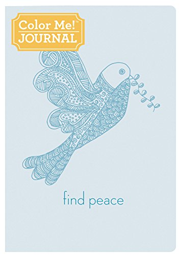 Color Me Journal: Find Peace ()