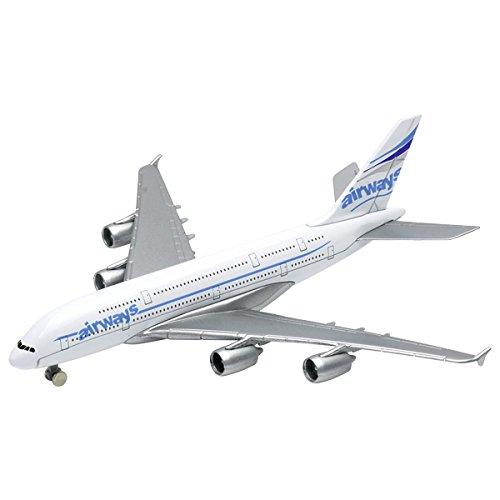 Jouetprive-Avion A380 en métal