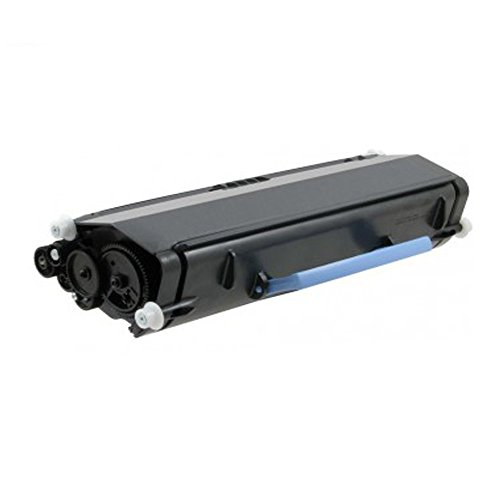 PRINTJETZ Premium Compatible Replacement for Dell 310-7025 (H3730 / Y5009) Black Laser Toner Cartridge for use with Dell 1700, 1700N, 1710, 1710N Series Printers. ()