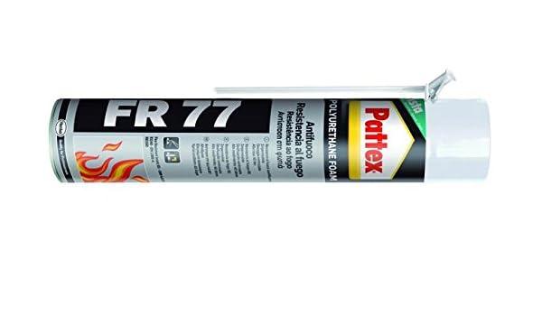Henkel 32768-10 Pattex Fr-77, Schiuma Poliuretanica, Resistenza al Fuoco, 750 ml: Amazon.es: Bricolaje y herramientas