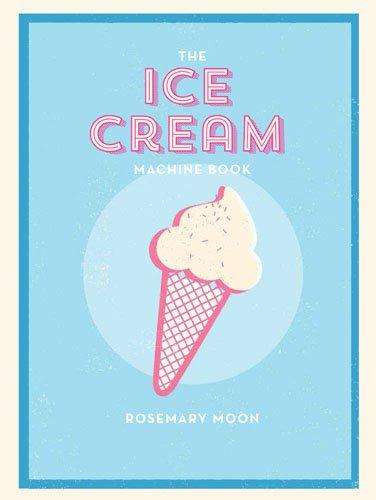 Download Ice Cream Machine Cookbook pdf