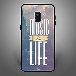 Samsung Galaxy A8 Music is Life